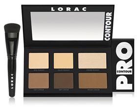 LORAC PRO Contour Palette & Exclusive Makeup Brush $45 thestylecure.com