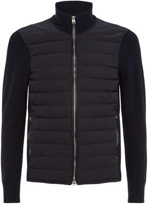 Tom Ford Merino Wool Quilted Down Jacket