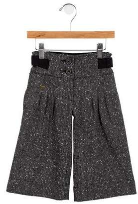 Catimini Girls' Tweed Pants