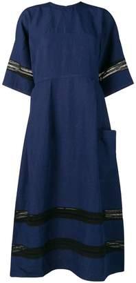 Sofie D'hoore lace strap dress