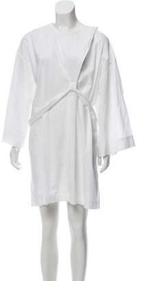Nehera Tunic Mini Wrap Dress