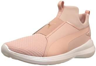 021568d54cf Puma Women s Rebel Mid WNS En Pointe Sneaker