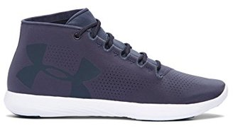 Under Armour Women's Street Precision Mid Training Shoes Sneaker $89.99 thestylecure.com