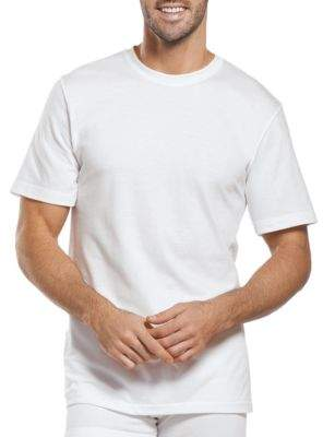 Jockey Big Man 2-Pack Classic Cotton Crewneck Tees
