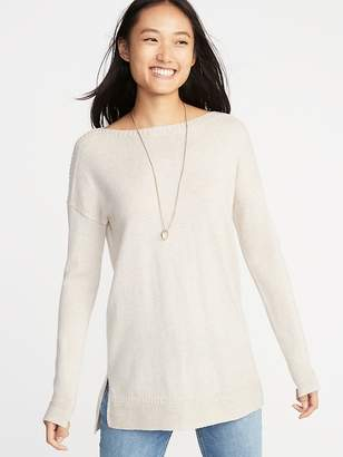 Old Navy Classic Boat-Neck Sweater for Women