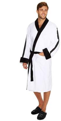 Star Wars Official Stormtrooper Embossed Dressing Gown Bathrobe