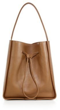 3.1 Phillip Lim 3.1 Phillip Lim Soleil Large Leather Drawstring Bucket Bag