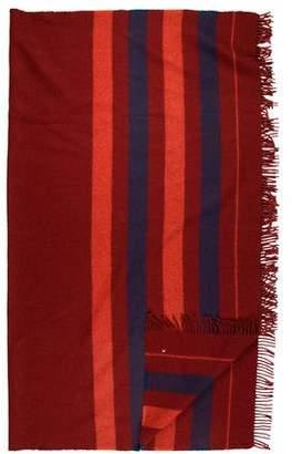 Hermes Rocabar Wool Throw Blanket