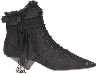 Saint Laurent Blaze Boot Lace