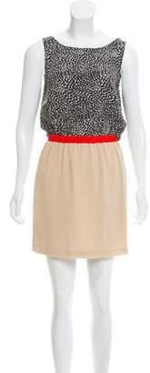 Twelfth Street By Cynthia Vincent Sleeveless Mini Dress