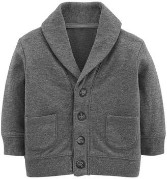 Osh Kosh Oshkosh Long Sleeve Cardigan - Baby Boys