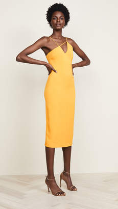 Cushnie et Ochs Strappy Pencil Dress