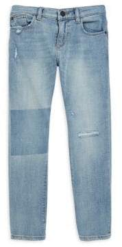 Toddler's & Little Boy's Hawke Distressed Jeans