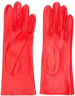 Manokhi fitted gloves