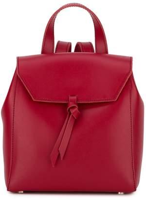 Alexandra de Curtis Hepburn Mini Backpack Red