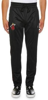 Marcelo Burlon County of Milan Men's Miami Heat Graphic Pants
