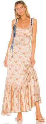 LoveShackFancy Soroya Dress
