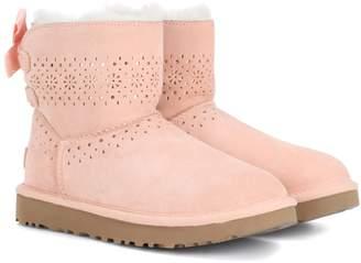 UGG Dae Sunshine suede boots