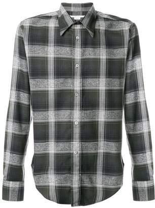 Stella McCartney tartan shirt