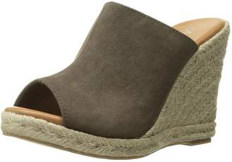 Athena Alexander Women's Marlowe Espadrille Wedge Sandal