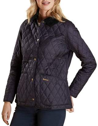 Barbour Anandale Box-Quilted Jacket