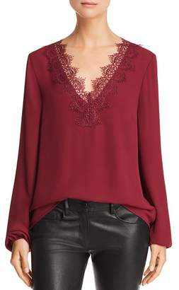 WAYF Lace-Trim Top - 100% Exclusive