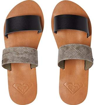 Roxy Women's Ayana Strappy Slip On Sandal