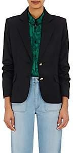 Mayle Maison Women's Classic Two-Button Jacket - Black