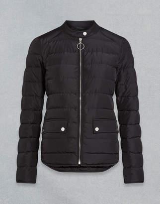 Belstaff Ranford Down Jacket Black