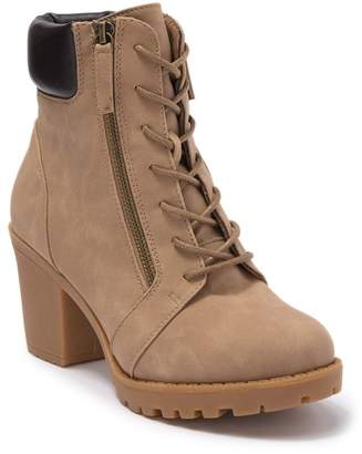 Ziginy Kayne Heeled Work Boot