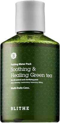 Blithe - Soothing & Healing Green Tea Splash Mask