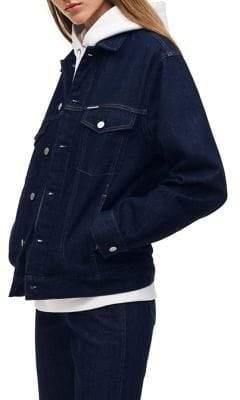 Calvin Klein Jeans Classic Denim Trucker Jacket