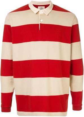 d1755e6c5221d3 Kent & Curwen Miller striped rugby shirt