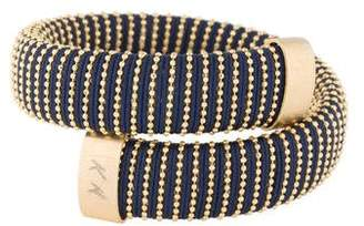 Carolina Bucci Caro Silk Cord Bracelet