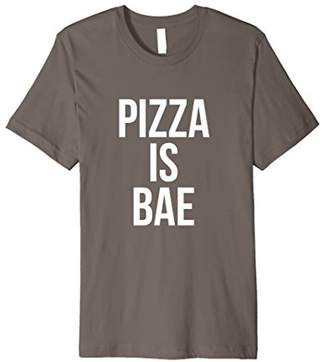 American Apparel Pizza is Bae T-Shirt: Premium Pizza T-Shirt