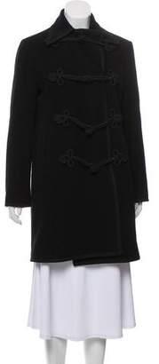 Ralph Lauren Wool Toggle Coat