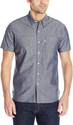Levi's Men's Short Sleeves Sunset 1 Pocket Shirt
