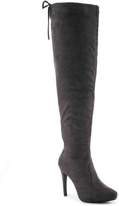 016b9ebadde Journee Collection Magic Wide Calf Over The Knee Boot - Women s