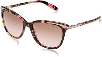 Ralph Lauren by Ralph by Women's 0ra5203 Cateye Sunglasses