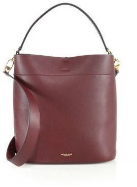 MICHAEL Michael Kors Michael Kors Collection Large Leather Bucket Bag