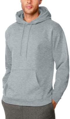 Hanes Men's Ultimate Cotton Heavyweight Fleece Hood with Front Pocket