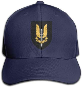 51c110a69f9 at Amazon Canada · HEERIO Special Air Service Regiment Men Trucker Caps  Adjustable Snapback Cap