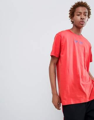 Night Addict Back Print T-Shirt