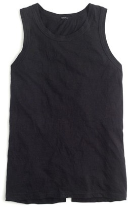 Women's J.crew Knot Back Tank Top $26.50 thestylecure.com