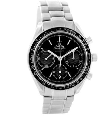 Omega Speedmaster 326.30.40.50.01.001 Stainless Steel Black Dial Automatic 40mm Mens Watch