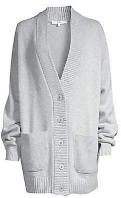Tibi Women's Cashmere Cardigan