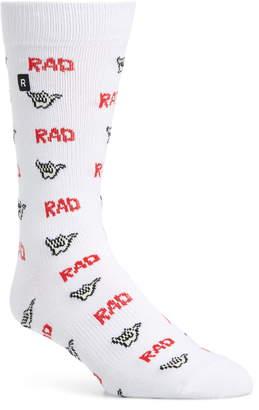 Richer Poorer Hang Loose Socks