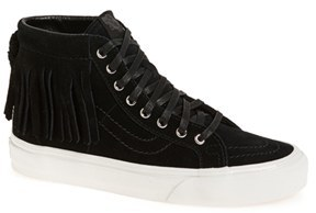 Women's Vans 'Sk8-Hi' Moc Sneaker $79.95 thestylecure.com