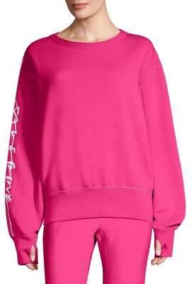 Rag & Bone Combat Pullover Sweatshirt