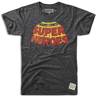 Original Retro Brand Boys' Marvel Comics Superheroes Graphic Tee - Little Kid, Big Kid